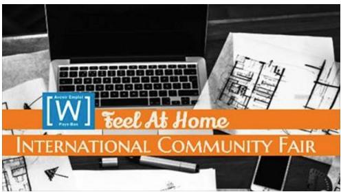 Feel at Home – Stand Avenir Emploi – Dimanche 5 Février – LA HAYE